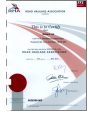 Road Haulage Association Certificate